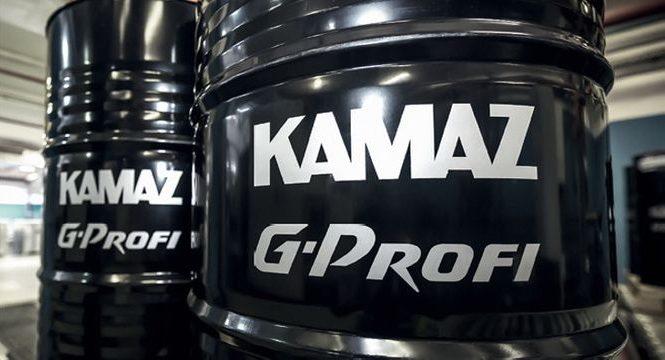 Грузовики «КАМАЗ» получат оригинальные масла G-Profi
